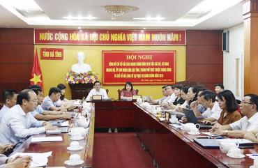 Hà Tĩnh xếp thứ 12 cả nước về chỉ số cải cách hành chính