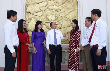 Các cấp hội và phụ nữ Hà Tĩnh đóng góp lớn vào sự phát triển của tỉnh nhà