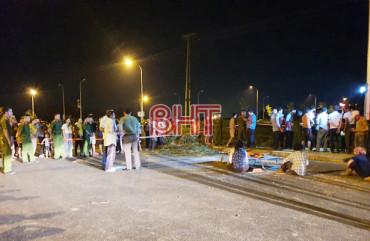 Rơi xuống hố ga bên đường ven biển Hà Tĩnh, bé 4 tuổi tử vong