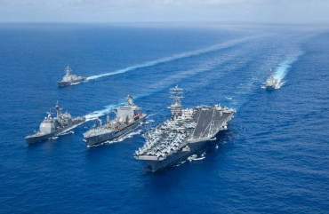 Đối đầu giữa Mỹ và Trung Quốc ở Biển Đông: Sự thật và hư cấu