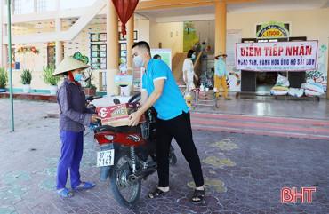 Người Hà Tĩnh chia sẻ yêu thương, mong TP Hồ Chí Minh vượt qua đại dịch