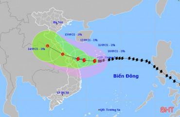 Bão CONSON ảnh hưởng tới tình hình thời tiết ở Hà Tĩnh như thế nào?