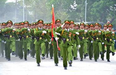 Tăng cường tuần tra, kiểm soát đảm bảo sự bình yên cho Nhân dân