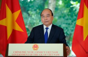 Thủ tướng Chính phủ Nguyễn Xuân Phúc gửi thông điệp về ứng phó đại dịch COVID-19