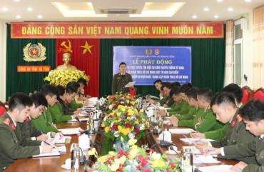 Phát động thi đua chào mừng Kỷ niệm 90 năm Ngày thành lập Đoàn TNCS Hồ Chí Minh