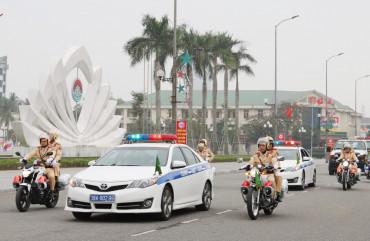 Chủ tịch UBND tỉnh Hà Tĩnh chỉ thị cao điểm tấn công, trấn áp tội phạm