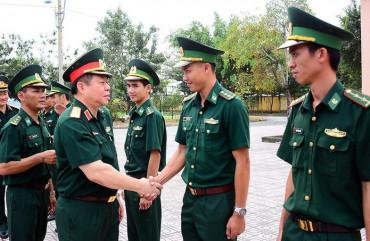 Thực hiện thắng lợi nhiệm vụ bảo vệ Tổ quốc trong tình hình mới