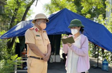 Những phóng viên kiêm nhiệm tại Công an TP Hà Tĩnh