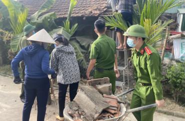 """Tuổi trẻ Công an thành phố Hà Tĩnh sôi nổi các hoạt động hưởng ứng chiến dịch """"Hành Quân Xanh"""""""