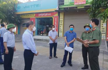 Triển khai quyết liệt công tác phòng, chống dịch ở TX Hồng Lĩnh