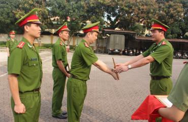Nhiệm vụ và quyền hạn Công an Thành phố Hà Tĩnh
