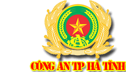 Công an thành phố Hà Tĩnh