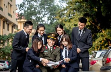 Học viện ANND tuyển sinh hệ dân sự khoá 5