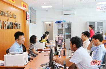TP Hà Tĩnh hiện đại hóa nền hành chính, cải cách chế độ công vụ