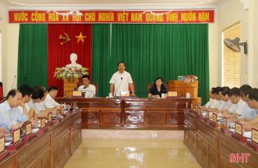 """Ngày 15/8, lãnh đạo Hà Tĩnh tiếp công dân định kỳ theo phương pháp """"3 trong 1"""""""